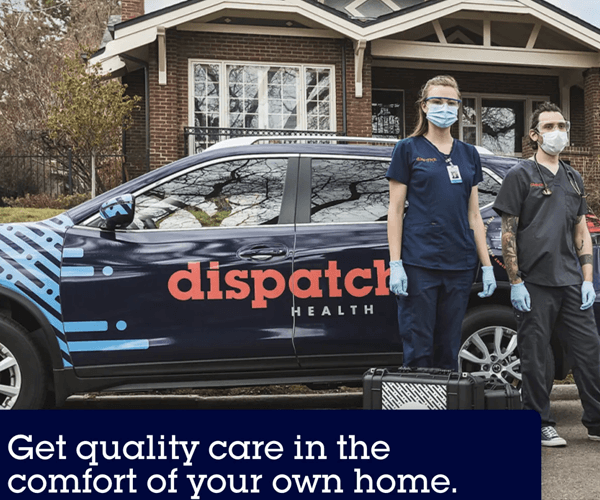 Discovering Dispatch Health