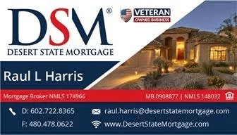 Desert State Mortgage for a Home Loan